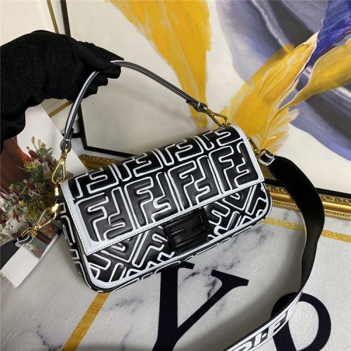 Replica Fendi AAA Quality Messenger Bags #792801 $135.80 USD for Wholesale