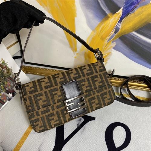 Fendi AAA Quality Messenger Bags For Women #792802