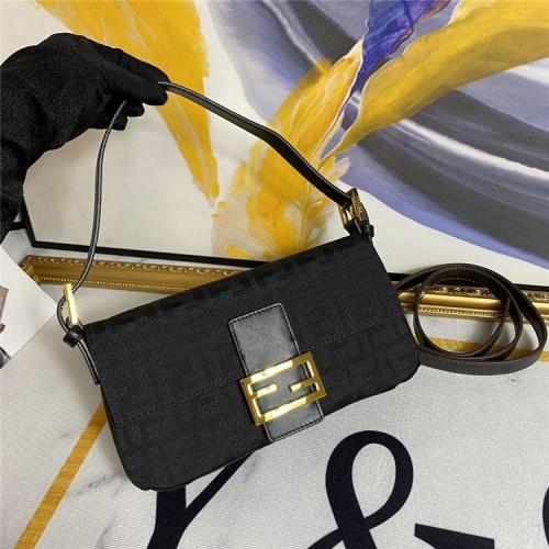Fendi AAA Quality Messenger Bags For Women #792805