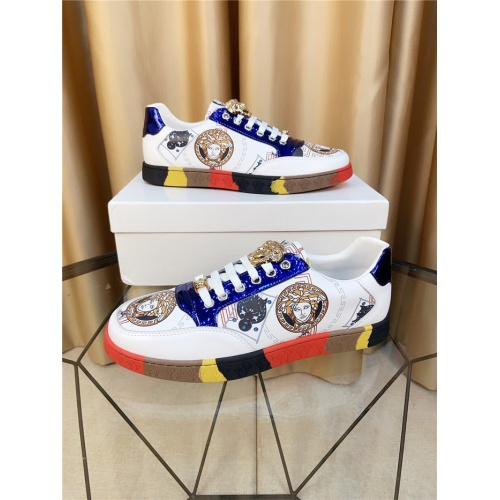 Versace Casual Shoes For Men #792851