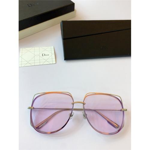 Christian Dior AAA Quality Sunglasses #793056