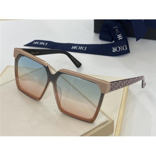 Christian Dior AAA Quality Sunglasses #793396