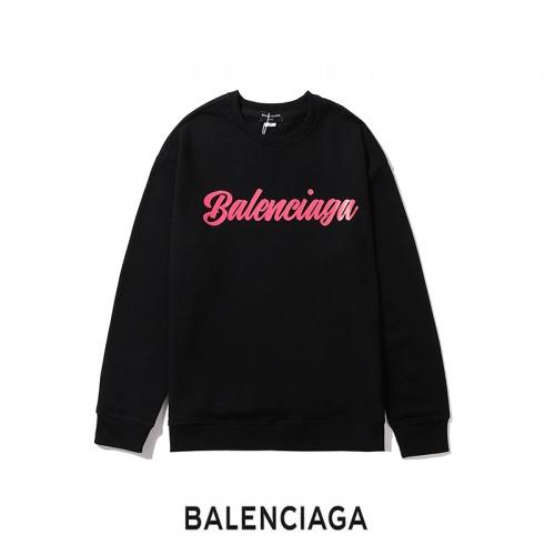 Balenciaga Hoodies Long Sleeved O-Neck For Men #793423