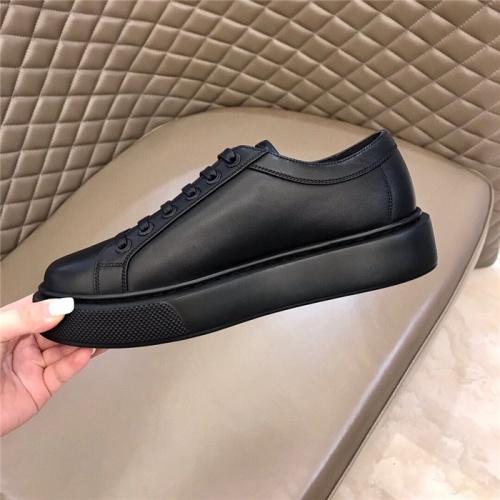 Replica Prada Casual Shoes For Men #793445 $73.72 USD for Wholesale