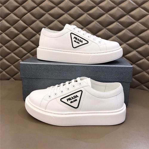 Prada Casual Shoes For Men #793448