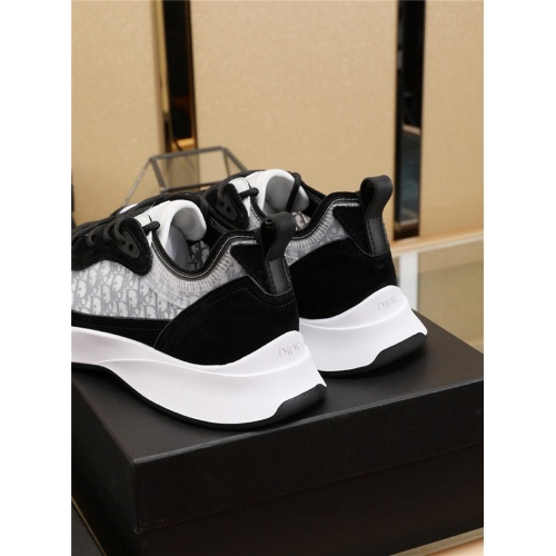 Replica Christian Dior Casual Shoes For Men #793532 $77.60 USD for Wholesale