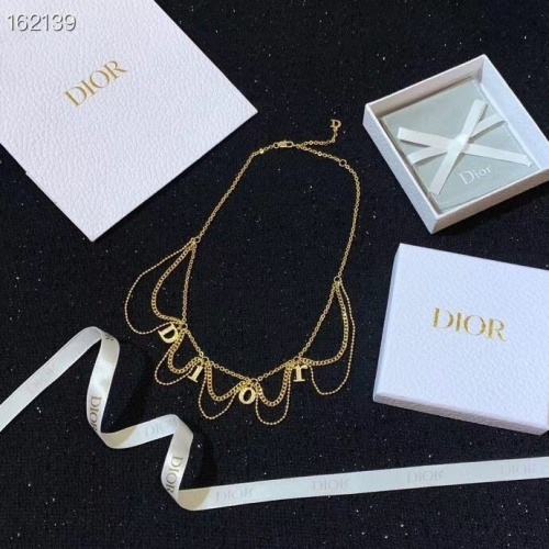 Christian Dior Necklace #793551 $32.98, Wholesale Replica Christian Dior Necklace