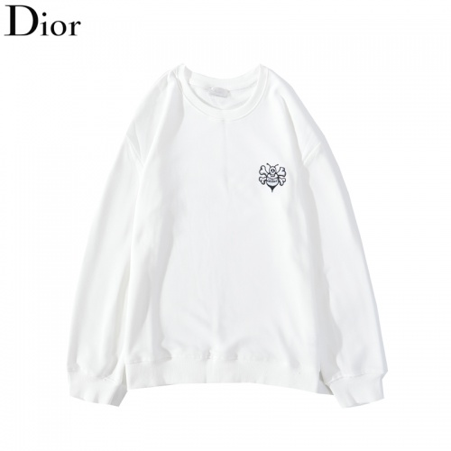 Christian Dior Hoodies Long Sleeved O-Neck For Men #793558
