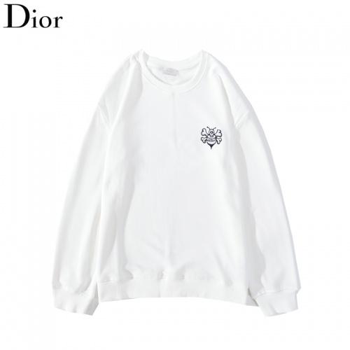 Christian Dior Hoodies Long Sleeved O-Neck For Men #793558