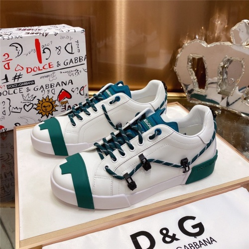 Dolce & Gabbana D&G Casual Shoes For Men #793601