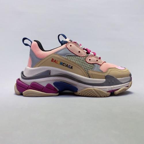 Replica Balenciaga Casual Shoes For Women #793732 $95.06 USD for Wholesale