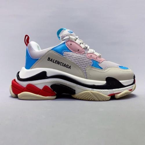 Replica Balenciaga Casual Shoes For Women #793736 $95.06 USD for Wholesale
