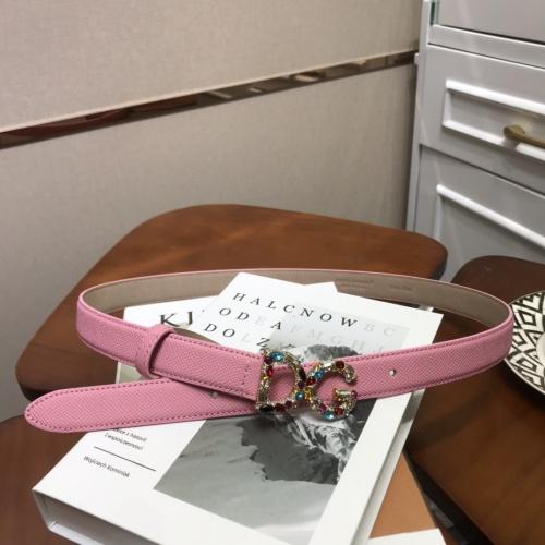 Dolce & Gabbana D&G AAA Belts #793749