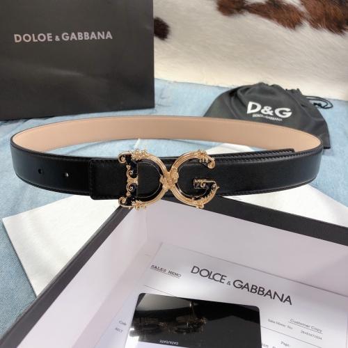Dolce & Gabbana D&G AAA Belts #793754
