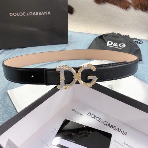 Dolce & Gabbana D&G AAA Belts #793755