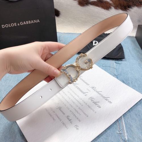 Dolce & Gabbana D&G AAA Belts #793756
