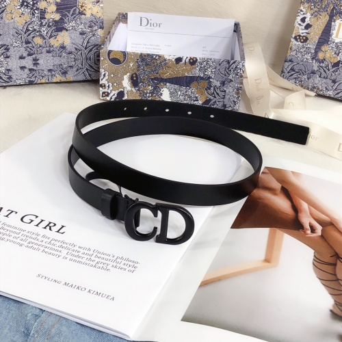 Replica Christian Dior AAA Quality Belts #793762 $62.08 USD for Wholesale