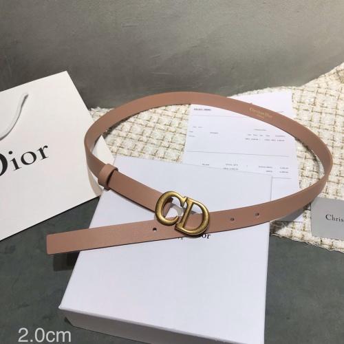 Christian Dior AAA Quality Belts #793768