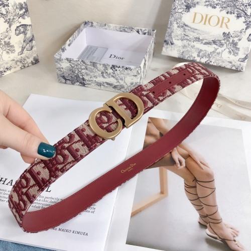 Christian Dior AAA Quality Belts #793829