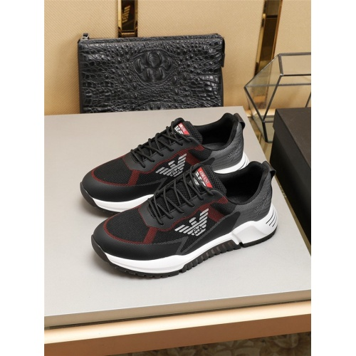 Armani Casual Shoes For Men #794208