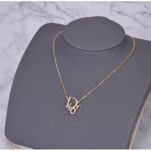 Christian Dior Necklace #794262 $31.04 USD, Wholesale Replica Christian Dior Necklace
