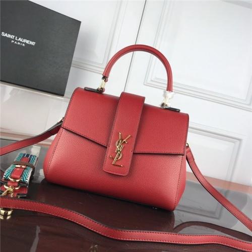 Yves Saint Laurent YSL AAA Quality Messenger Bags For Women #794649