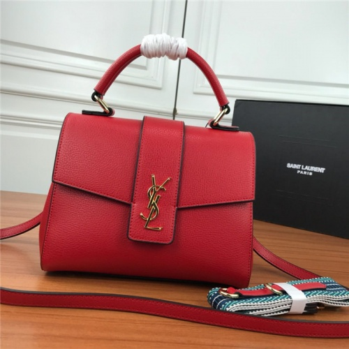 Yves Saint Laurent YSL AAA Quality Messenger Bags For Women #794653