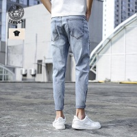 $43.65 USD Versace Jeans Trousers For Men #785351