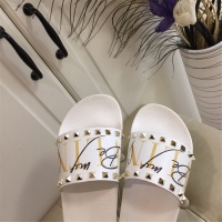$62.08 USD Valentino Slippers For Men #785467