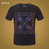 $28.13 USD Philipp Plein PP T-Shirts Short Sleeved O-Neck For Men #786150