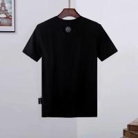 $28.13 USD Philipp Plein PP T-Shirts Short Sleeved O-Neck For Men #786218