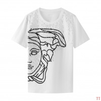 $26.19 USD Versace T-Shirts Short Sleeved O-Neck For Men #787295