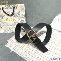 $54.32 USD Christian Dior AAA Quality Belts #787618