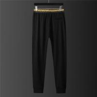 $65.96 USD Versace Tracksuits Short Sleeved O-Neck For Men #789127