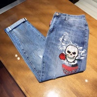 $46.56 USD Philipp Plein PP Jeans Trousers For Men #789280