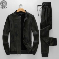 $98.94 USD Versace Tracksuits Long Sleeved Zipper For Men #789397
