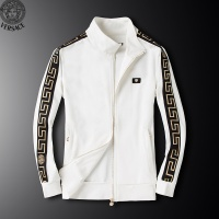 $95.06 USD Versace Tracksuits Long Sleeved Zipper For Men #789399