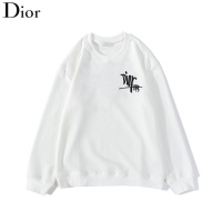 $37.83 USD Christian Dior Hoodies Long Sleeved O-Neck For Men #789455