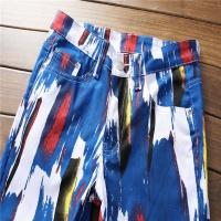 $46.56 USD Balmain Jeans Trousers For Men #790791