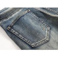 $46.56 USD Balmain Jeans Trousers For Men #790792