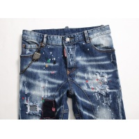 $46.56 USD Dsquared Jeans Trousers For Men #790819