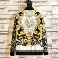 $50.44 USD Versace Jackets Long Sleeved Zipper For Men #790850