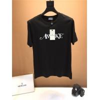 Moncler T-Shirts Short Sleeved O-Neck For Men #791517