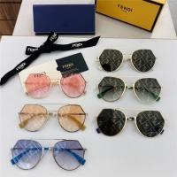 $59.17 USD Fendi AAA Quality Sunglasses #791609
