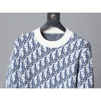 $40.74 USD Christian Dior Sweaters Long Sleeved O-Neck For Men #792002