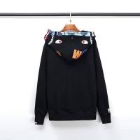 Bape Hoodies Long Sleeved Zipper For Men #792729