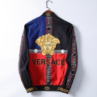 $50.44 USD Versace Jackets Long Sleeved Zipper For Men #793415