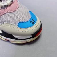 $95.06 USD Balenciaga Casual Shoes For Women #793736