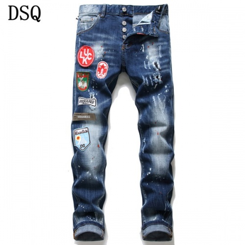 Dsquared Jeans Trousers For Men #794759