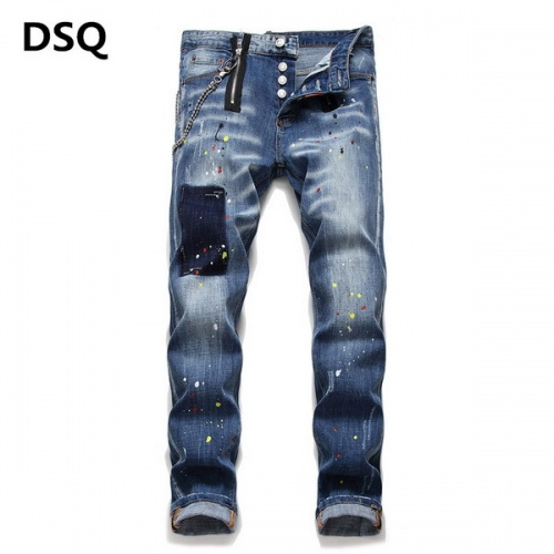 Dsquared Jeans Trousers For Men #794760